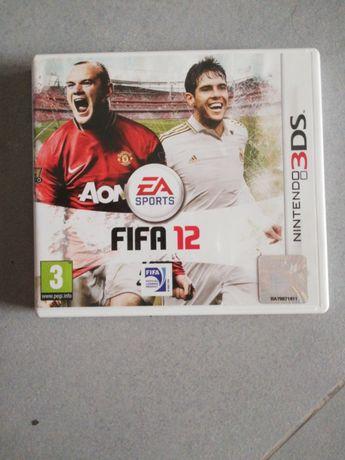 Jogo Nintendo Fifa 2012
