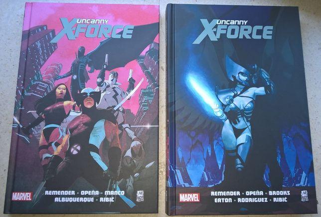 Uncanny X-Force Tom 1-2 [Mucha Comics]