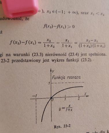 Matematyka dla uczniów i studentów
