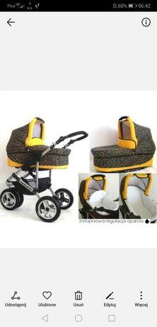 Wózek 3w1 używany