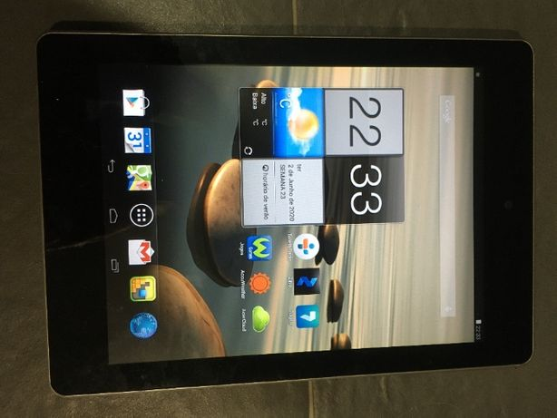 Tablet ACER sistema Android