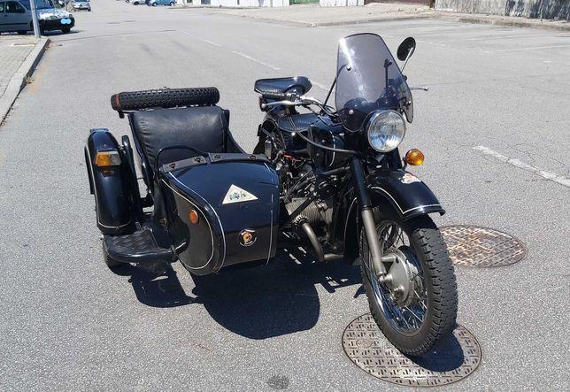 Sidecar Dnepr MT16