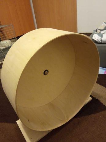 Kołowrotek dla szynszyla, koszatniczki 40 cm