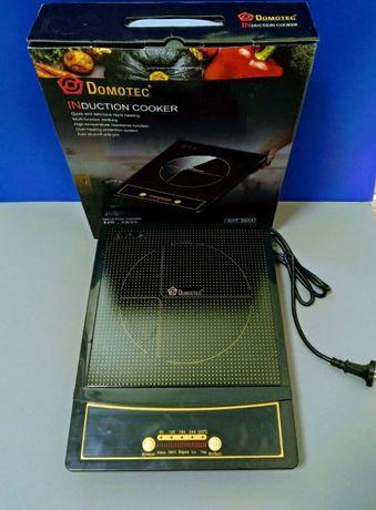 Domotec MS 5832 плита індукційна на відпочинок, для дачі Домотек