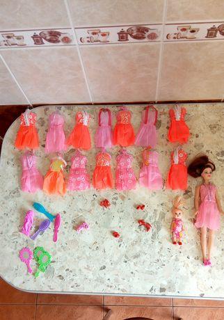 Шопінг для ляльки барбі