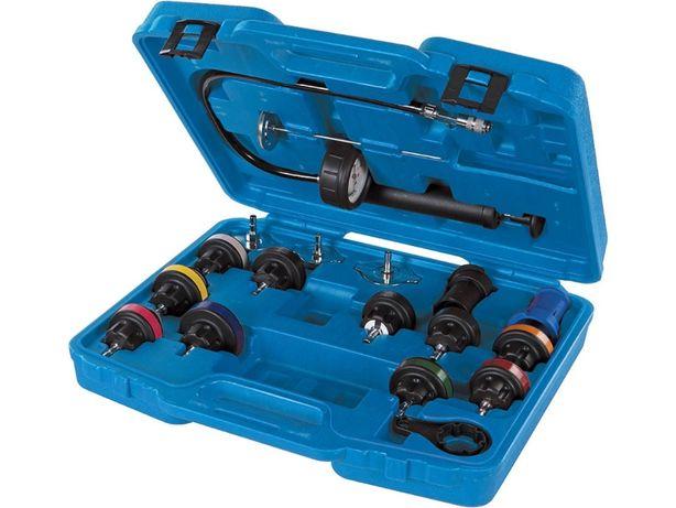 Kit de Teste Pressão de Radiadores - 18 peças
