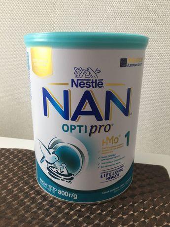 Смесь для кормления Nestle Nan Optipro 1