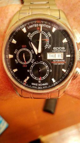 Часы швейцарские Epos