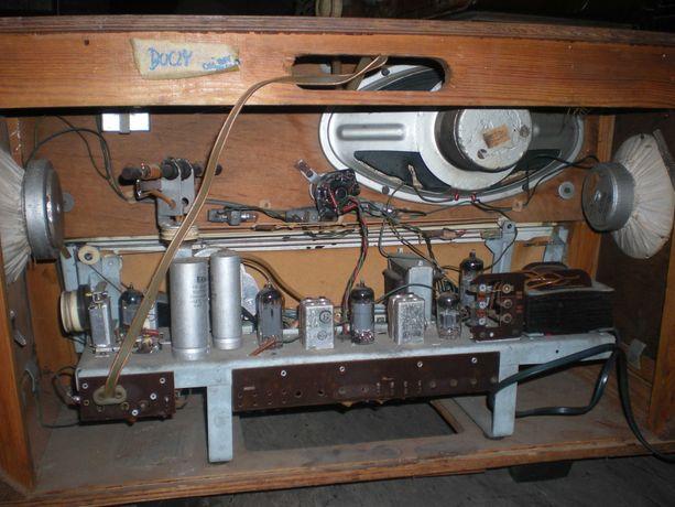 Radio lampowe Bolero
