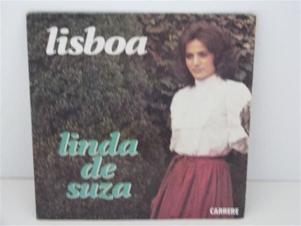 Vendo vinil single Linda de Suza - Lisboa
