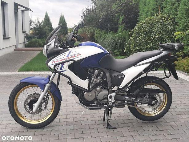 Honda Transalp XL 700 V Transalp Sprowadzony Importer motocykli Italia !!