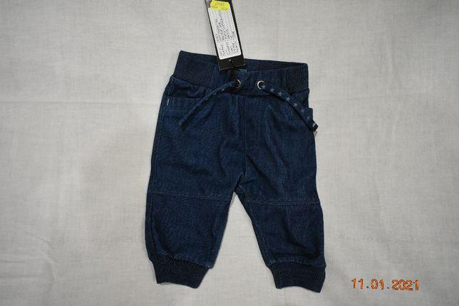 Spodnie dziecięce nowe roz. 62