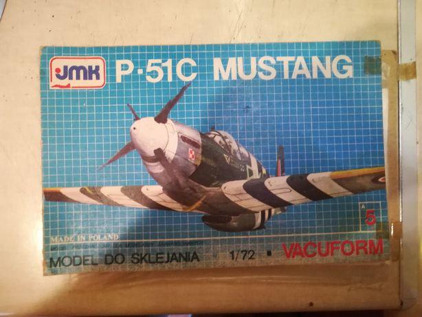 P51C Mustang vacu