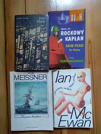 """Ian McEwan, """"Pierwsza miłość, ostatnie posługi""""."""