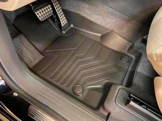Коврики в салон авто 3D LUX для Mercedes-Benz GLE (2018-)(W167)
