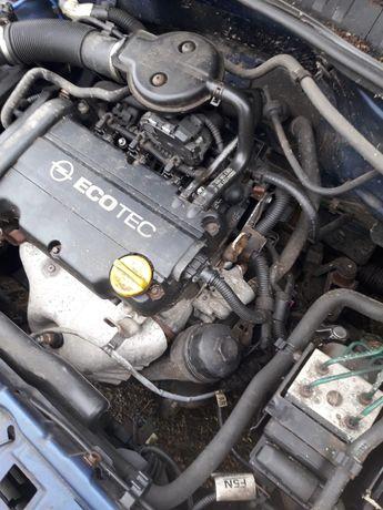 Opel Corsa c silnik 1.2 16v z12xe do odpalenia