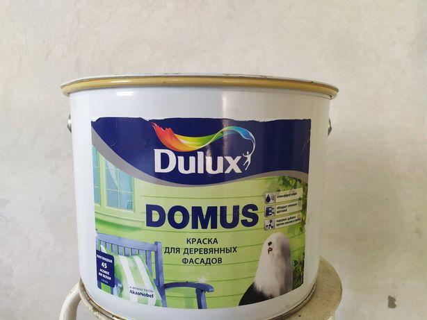 краска Dulux domus для дерева