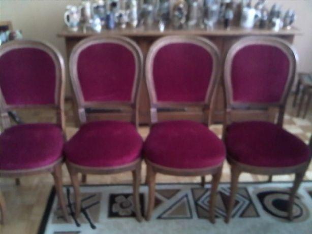 krzesla stylowe 4 szt.