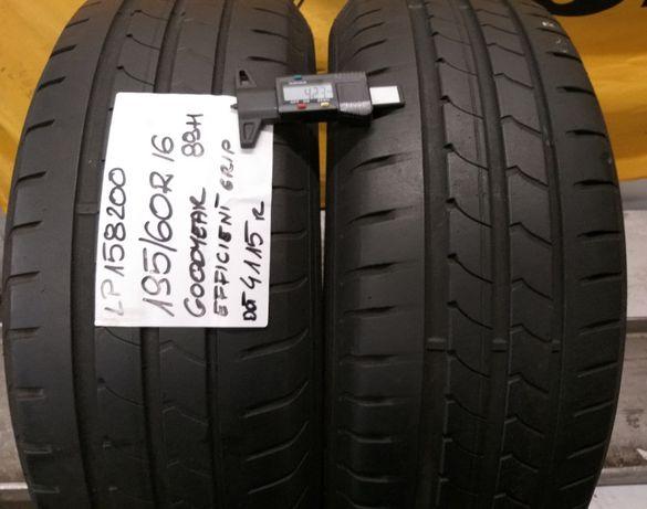 LP158200 PARA 195/60R16 89H GoodYear Efficient Grip dot4115r.
