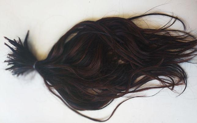Продам темные волосы