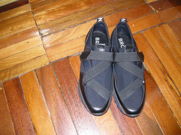 Женские осенние туфли фирмы Bronx, размер 40