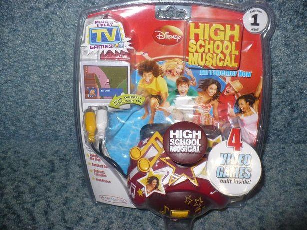 Игровая телевизионная приставка Nigh school musical от Jakks Pasific