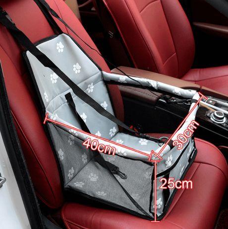 HIT !!! Transporter dla psa na siedzenie samochodu
