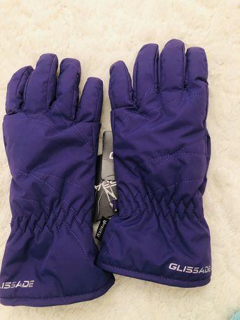 Лыжные перчатки Glissade новые