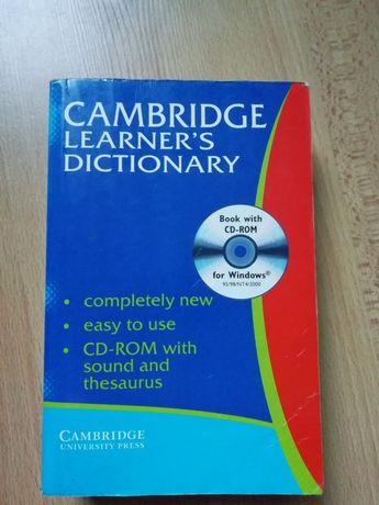 Słownik Cambridge Angielsko-Angielski