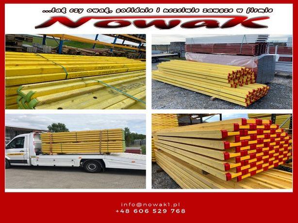 10 sztuk Dźwigary Szalunkowy stropowy Dźwigar drewniany H-20 390 Doka