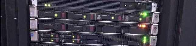 HP Сервер HPE DL120 Gen9 G9 Xeon E5-2667V4 3,6 гГц для 1С, Аренда