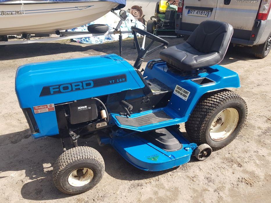 Kosiarka Traktorek Ford New Holland Kohler 16hp Boxer Hydrostat Zamość - image 1