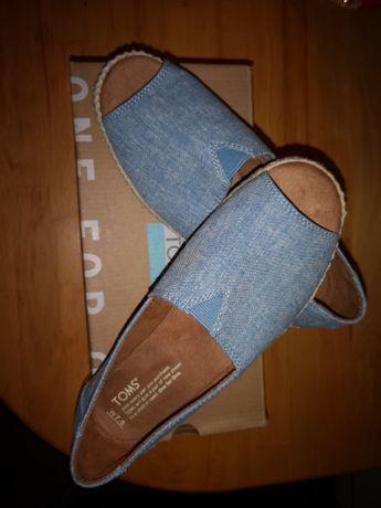 Toms nowe 38 Jeans espandryle