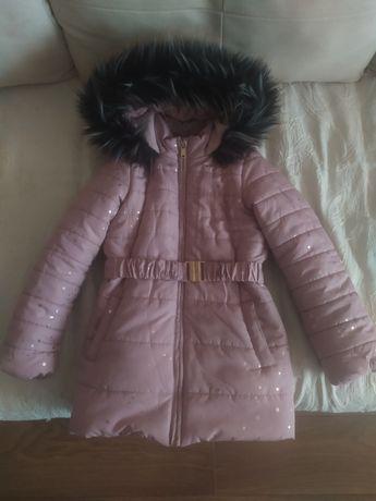 Зимова курточка для дівчинки від LC WAIKIKI