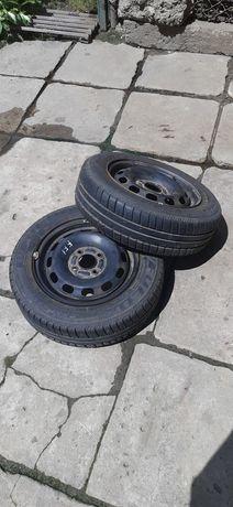 Продам колеса покрышки скаты резина FULDA ФУЛДА 175x65xR14 Лето 2шт.