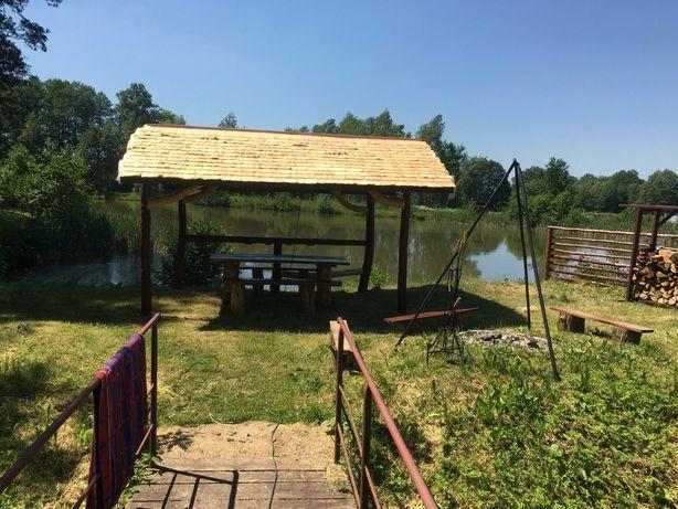 Domki letniskowe na Mazurach  Gołdap cena za dwa domki