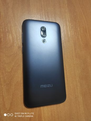Смартфон Meizu 16th 6/64GB Black (Global Version)