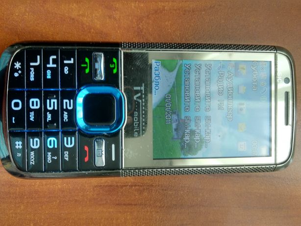 Мобільний телефон Nokia 5130 (3 сім + ТВ)