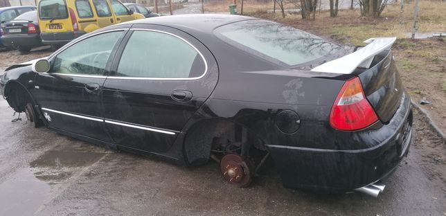Chrysler 300M klapa tył