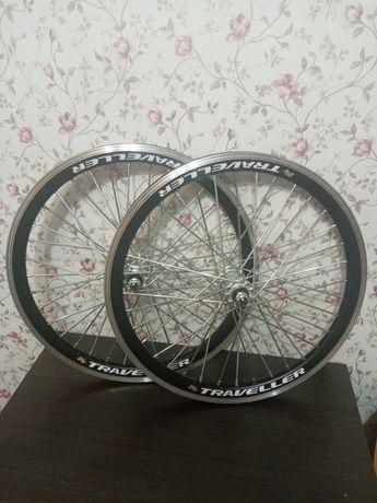 Вело колёса 20 дюймов на вело прицеп комплект