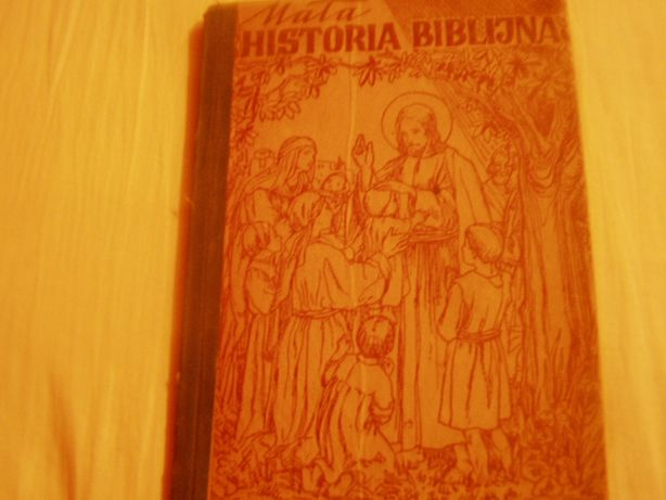 Mała Historia Biblijna.1957r