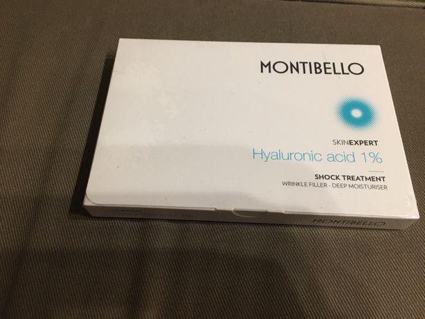 Sprzedam kwas hialuronowy 1% Montibello
