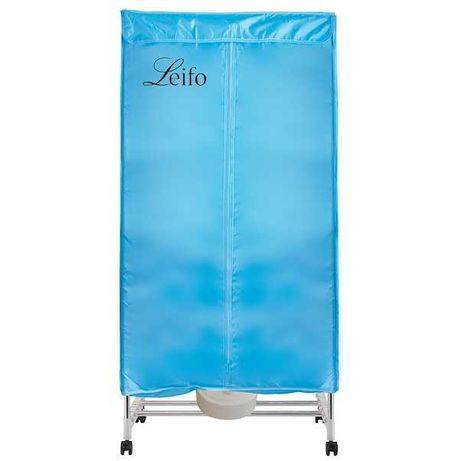 Secador de roupa RETANGULAR LEIFO 1000W