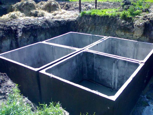 Zbiornik na gnojowice ,Szczytno