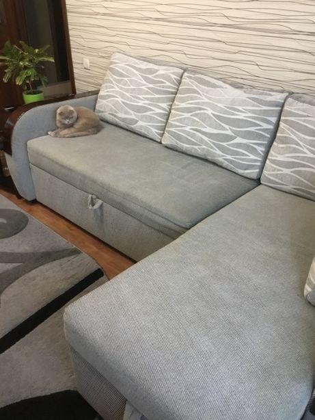 Мебель - Мягкий уголок