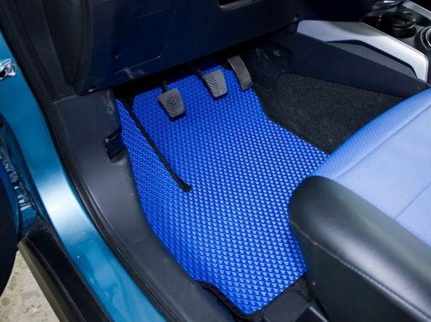 EVA коврики Lada Ваз 2109 21099 2110 приора ева + подпятник в подарок