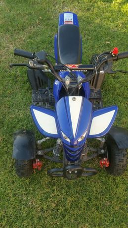 Mini moto 4 pouco uso