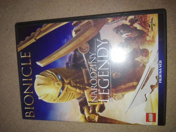 Film Bionicle Narodziny legendy vcd