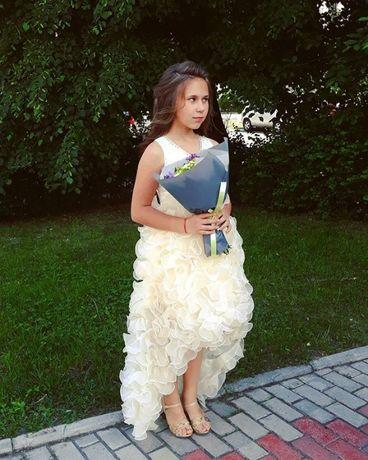 Роскошное выпускное платье Fairy Couple, размер 10