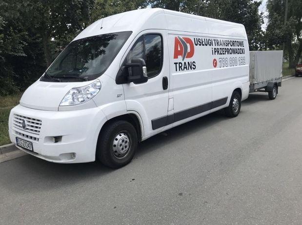 Usługi Transportowe i Przeprowadzki
